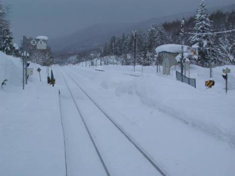 塩狩駅(宗谷本線)