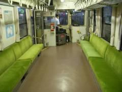 キハ32-2車内